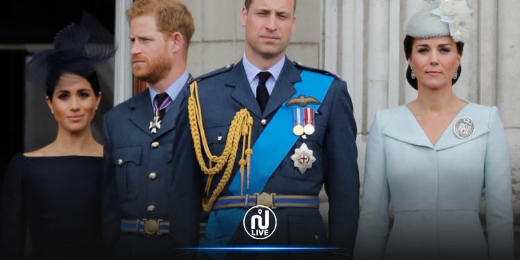 Prince William réagit à l'interview de Meghan Markle et du Prince Harry