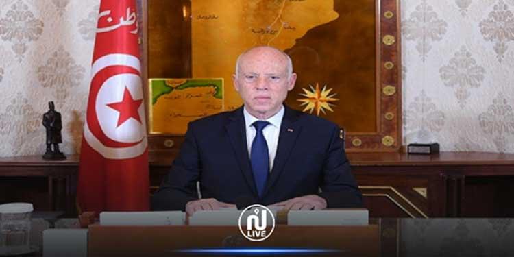 Kais Saïed : « Le pays a besoin d'une réelle volonté politique pour sortir de la crise »