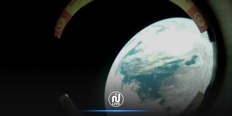 Première image de la Terre prise par le satellite tunisien « Challenge One »