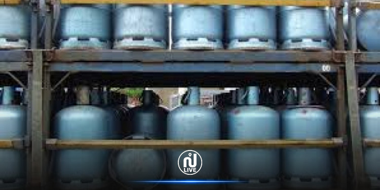 Suspension de la distribution de bouteilles de gaz en gros