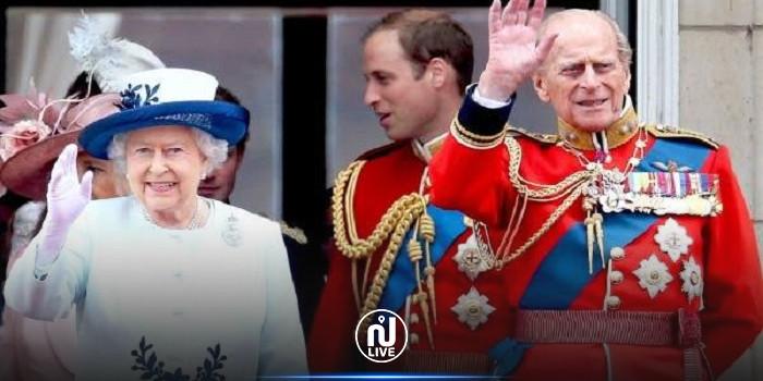 Décès du prince Philip, époux de la reine d'Angleterre
