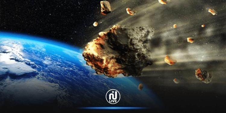 Deux énormes astéroïdes s'approchent de la Terre