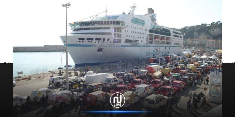 Port de la Goulette : Pas d'entrée de voyageurs durant cette période