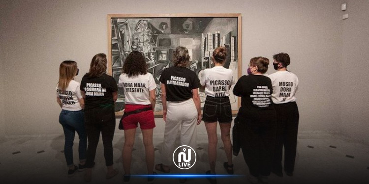 Espagne : Une manifestation dénonce la misogynie de Picasso