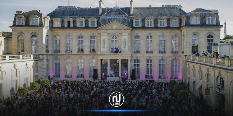 France : L'Élysée se transforme en dancefloor électro géant