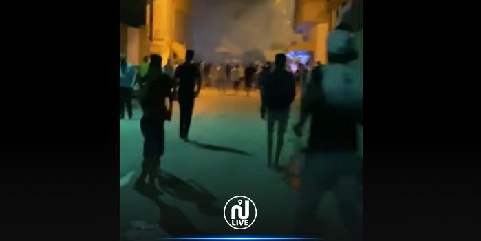 Sidi Hassine : Heurts violents après la mort d'un jeune homme