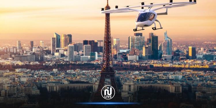 France : Des taxis volants prévus pour les Jeux Olympiques de 2024