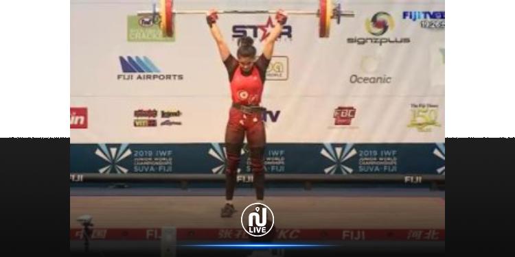 Jeux Olympiques : Chaima Rahmouni éliminée à cause d'une erreur technique