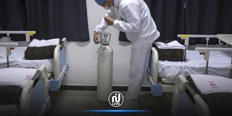 Les militaires livrent des concentrateurs d'oxygène aux hôpitaux