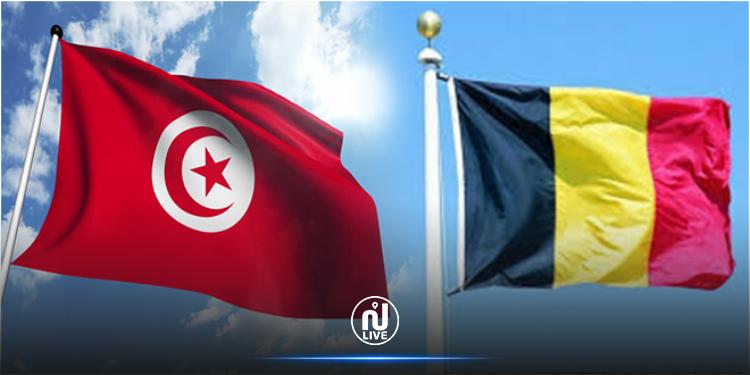 La Tunisie réceptionne des dons de la Belgique