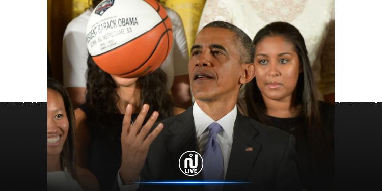 Barack Obama nouveau partenaire stratégique de NBA Africa