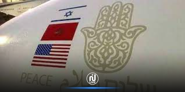 Israël effectue son premier vol commercial vers le Maroc
