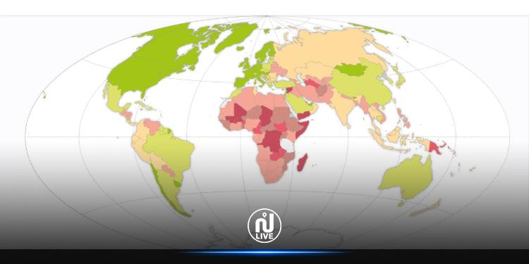Plusieurs continents privés de vaccination