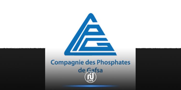 CPG : La production de phosphate commercial a atteint 423 000 tonnes en juillet