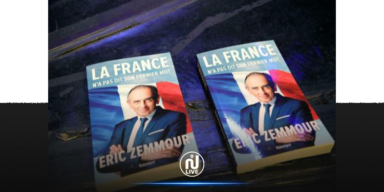France : Une libraire reverse l'argent du livre de Zemmour à une association d'aide aux migrants