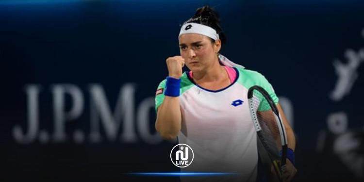 Classement WTA: Ons Jabeur se hisse au 18e rang