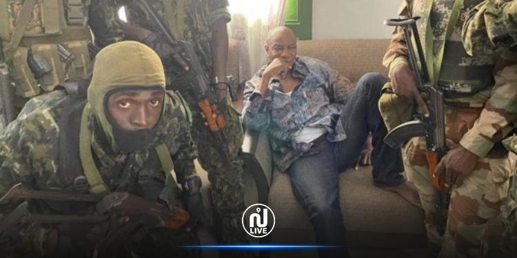 Guinée : Les putschistes comptent garder l'ancien président Alpha Condé