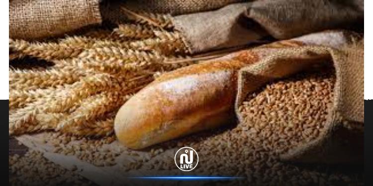 Hausse du prix mensuel du blé à l'international de 12,8%