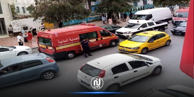 Kram : Plusieurs élèves blessés à la suite de l'effondrement d'une partie de la toiture d'une école