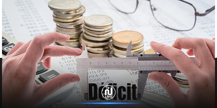 Baisse du déficit budgétaire de 41,8%