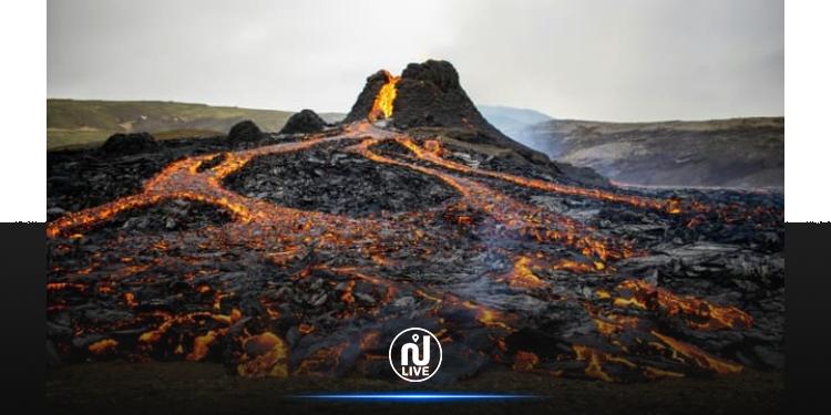 Islande : L'éruption qui a débuté il y a 6 mois, devient la plus longue depuis 50 ans