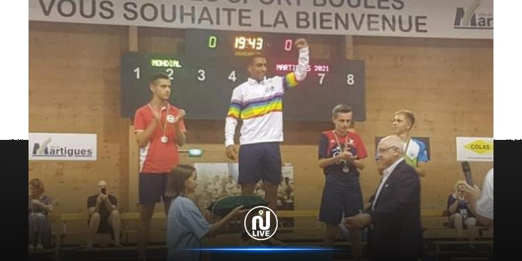 Championnat du monde de Pétanque : La Tunisie décroche deux médailles dont une en or