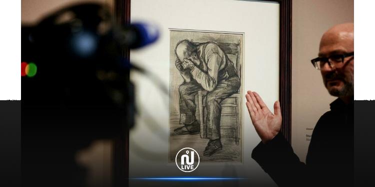 Amsterdam : Un dessin de Van Gogh exposé pour la toute première fois