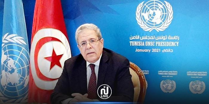 Jerandi participe à la réunion consultative annuelle de la Ligue des États arabes