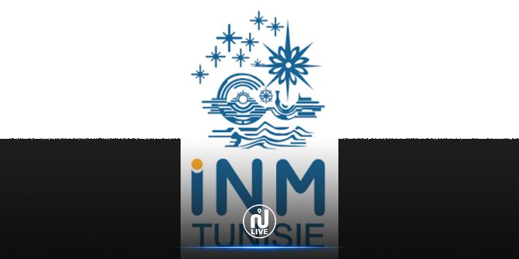 INM : Des pluies fortes seront enregistrées à Bizerte, au Grand Tunis et au cap Bon