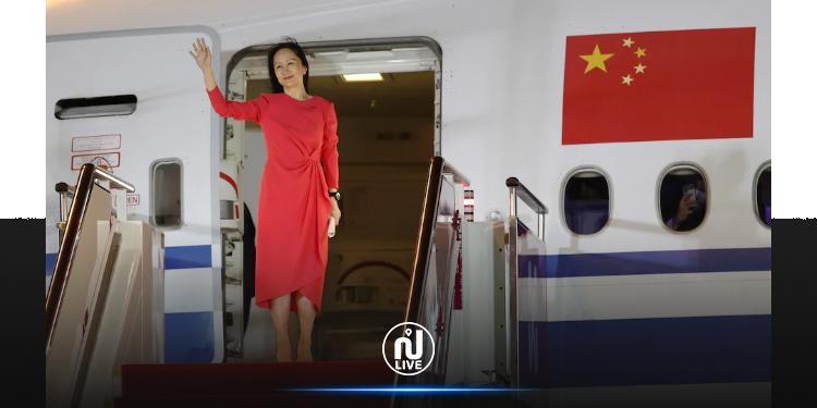 Chine : Meng Wanzhou a regagné sa mère patrie, accueillie en héroïne
