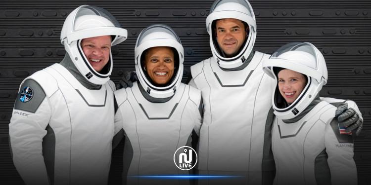 SpaceX : Les quatre passagers de retour sur Terre