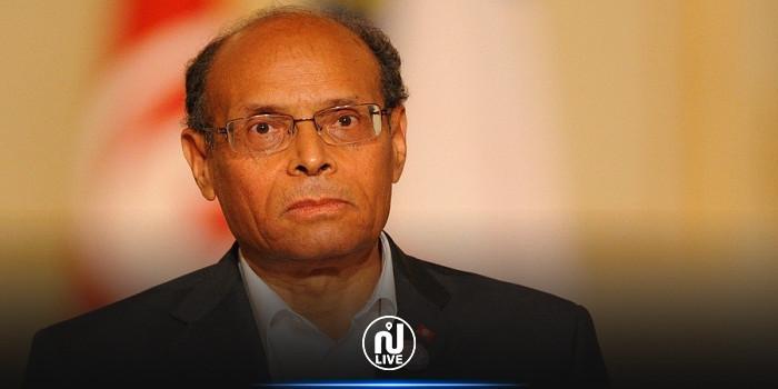 Ouverture d'une enquête contre Moncef Marzouki