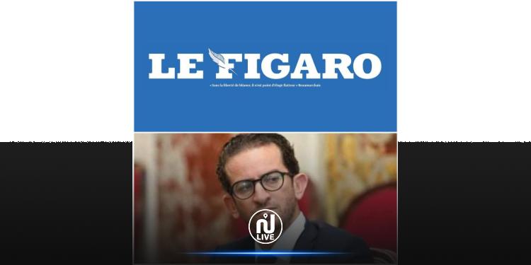 Oussama Khlifi au Figaro : « Le gouvernement prête serment sur la Constitution alors qu'il n'est pas légitime »