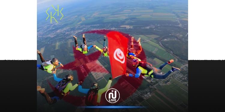 Skys : Tozeur abrite le 1er festival du saut en parachute