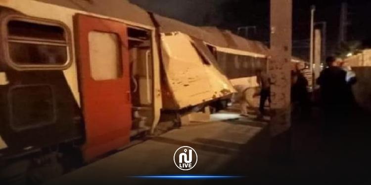 Collision de deux trains de la banlieue sud : 33 personnes parmi les 36 blessés quittent l'hôpital