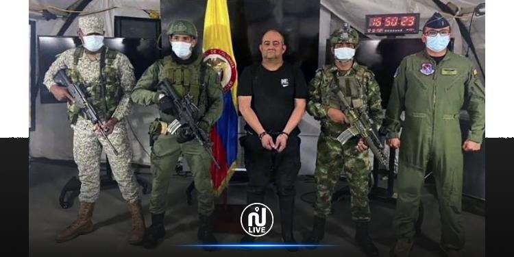 Amérique du Sud : Arrestation du trafiquant de drogue le plus recherché de Colombie