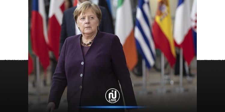 Angela Merkel affirme la disposition de son pays à continuer à soutenir la Tunisie