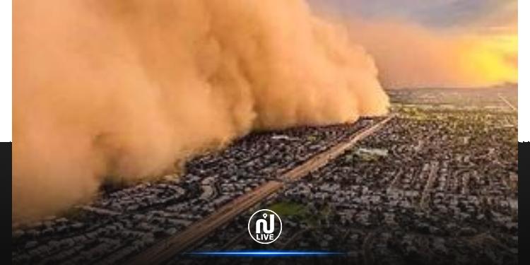 Brésil : Une gigantesque tempête de sable a recouvert une partie du pays