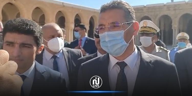 Taoufik Charfeddine : « Nous veillerons à rétablir l'honneur et le prestige de l'État »