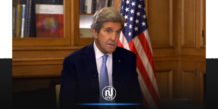 John Kerry : Les Etats-Unis soutiendront la Tunisie durant la prochaine période