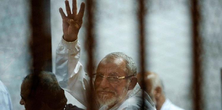 هل سيتم إعدام مرشد الإخوان بمصر؟