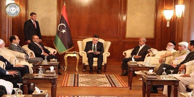 ليبيا: التوقيع على اتفاق المصالحة بين تاورغاء ومصراتة
