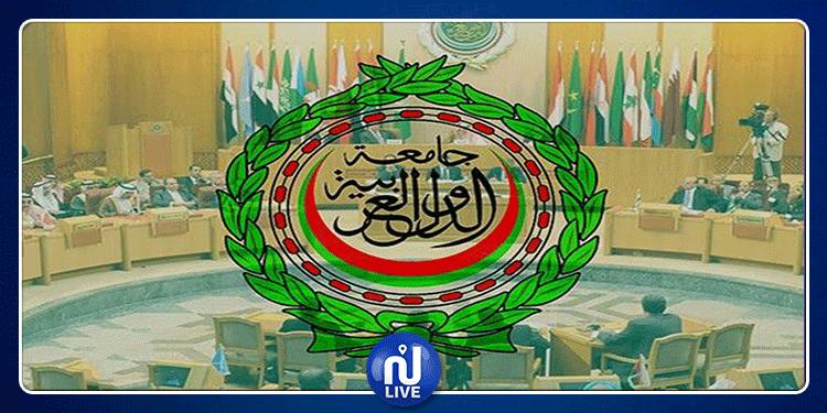 موقف الجامعة العربية من واقعة حرق علم ليبيا في لبنان