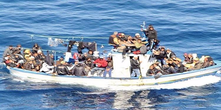 الهجرة غير النظامية إنطلاقا من تونس...المعارضة الإيطالية تتحرّك