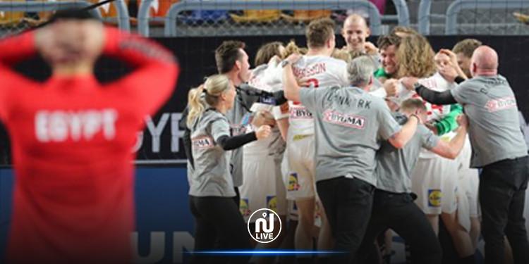Handball – Egypte 2021: 4 nations européennes en demi-finale