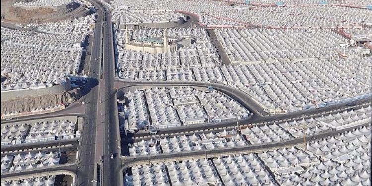 منى أكبر ''مدينة'' خيام في العالم