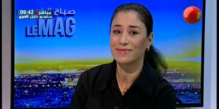 سارة العبيدي: '' إستعنت بالممثلة الكبيرة فاطمة بن سعيدان''