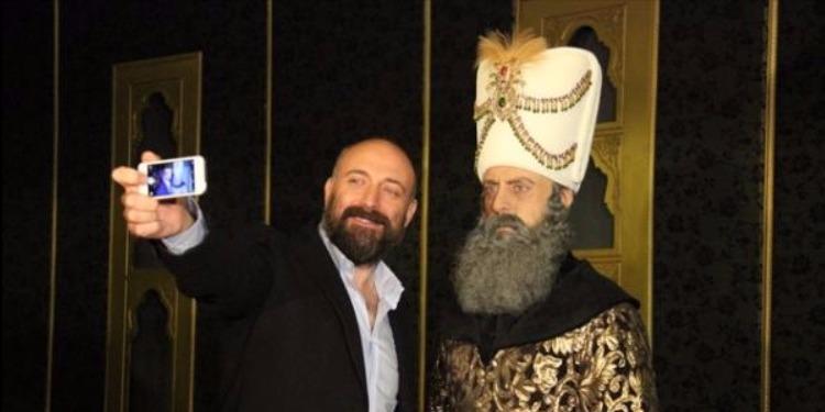 السلطان سليمان ضيف حفل اختتام مهرجان الجونة السينمائي