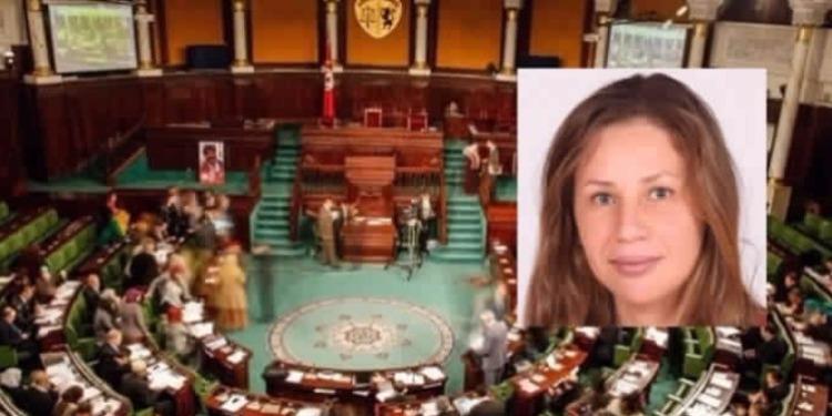 مجلس نواب الشعب : فاطمة المسدي تستقيل من كتلة الحرّة