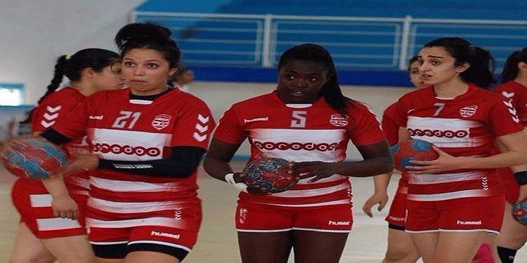 البطولة النسائية لكرة اليد : سيدات النادي الإفريقي يقتربن من التتويج باللقب